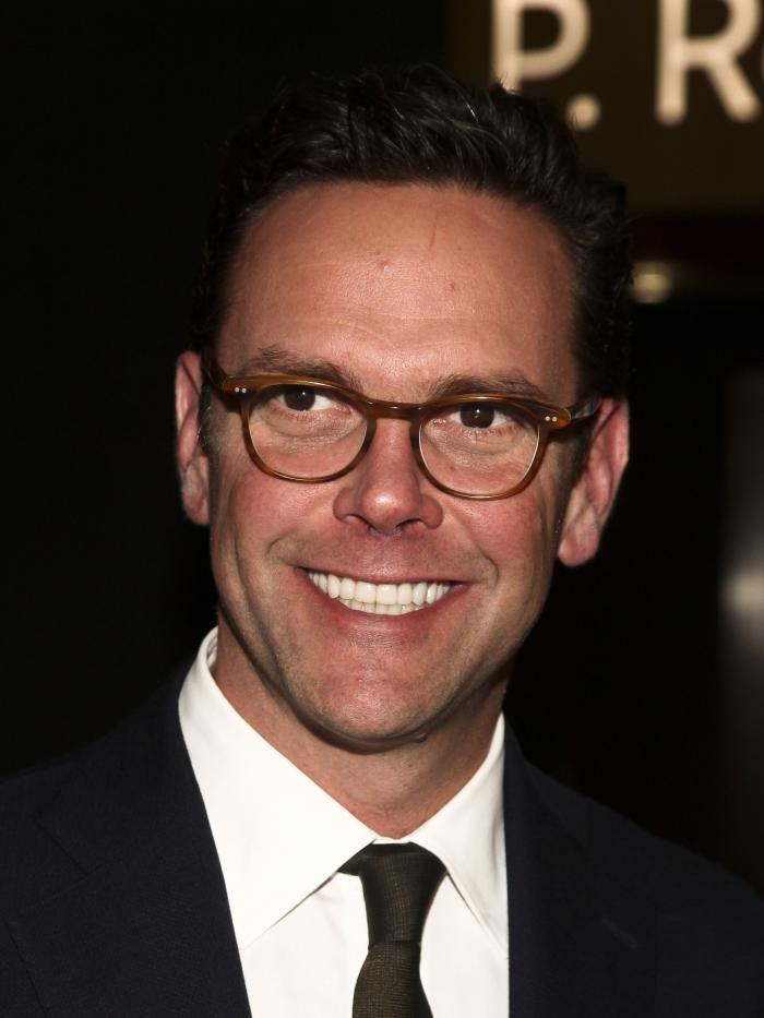 In this April 19, 2017 file photo, James Murdoch