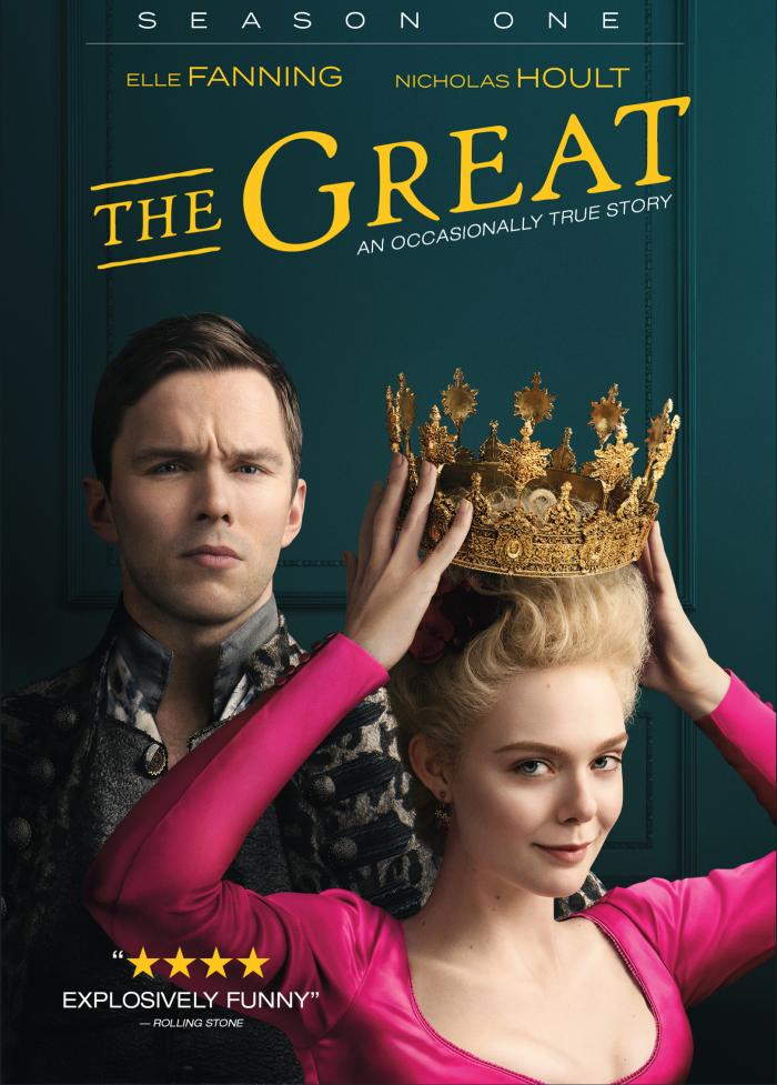 Surreal and Satirical, 'The Great' Fits the Moment