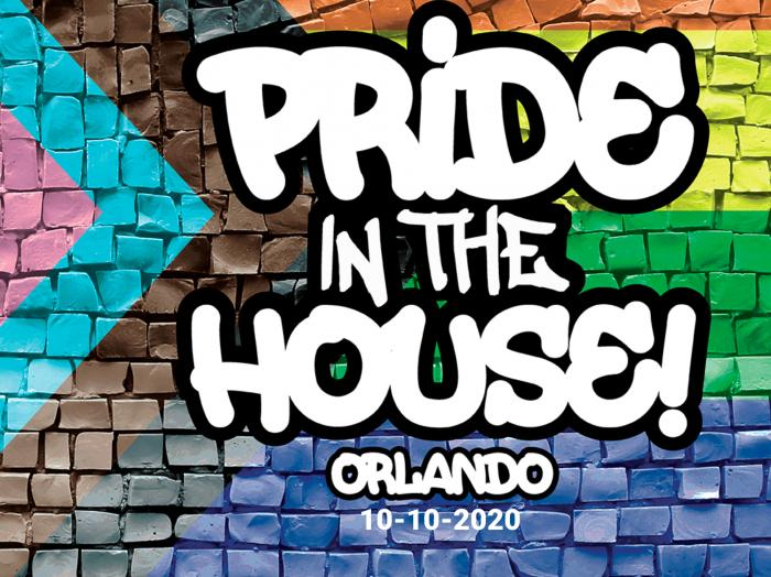 Come Out With Pride 2020 Takes Place October 10 with Virtual, Social Distanced Events