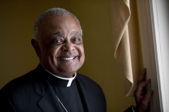 Washington D.C. Archbishop Wilton Gregory