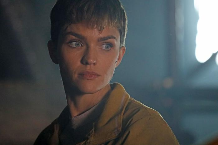"Ruby Rose in ""The Doorman"""