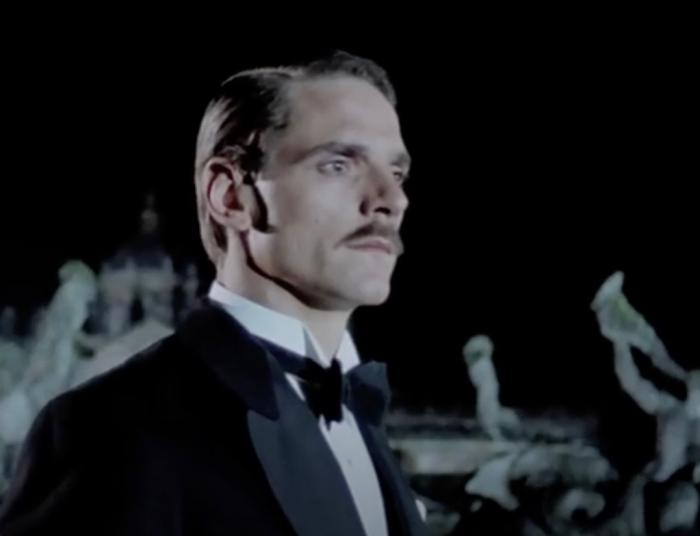 Jeremy Irons in 1981 adaptation of 'Brideshead Revisited'