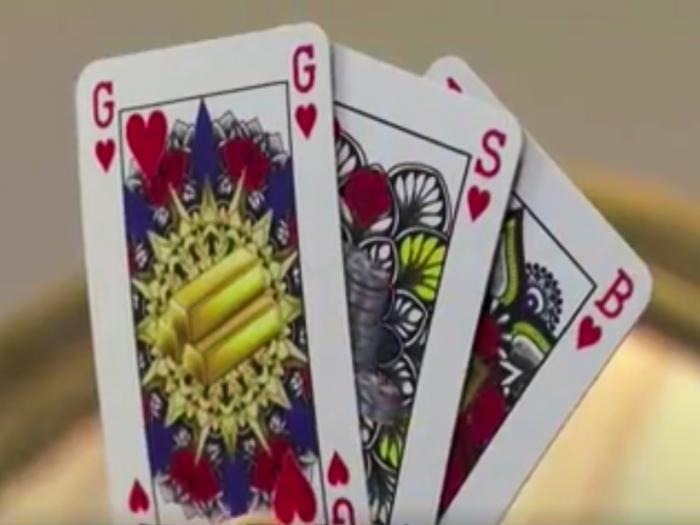 Goodbye, Queen of Hearts and One-Eyed Jacks? New Playing Cards are Gender-Free
