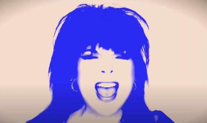 Ann Wilson in 'The Revolution Starts Now' music video