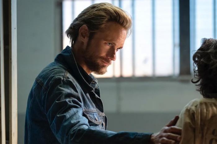 "Alexander Skarsgard in CBS All Access' "" The Stand"" reboot"