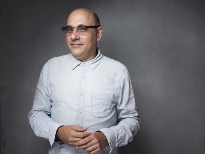 """Actor Willie Garson poses for a portrait to promote the film, """"The Polka King"""" during the Sundance Film Festival in Park City, Utah. on Jan. 22, 2017"""