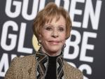 Carol Burnett Granted Temporary Custody of Teenage Grandson