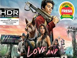 Review: 'Love And Monsters' A Halloween Season Treat