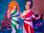 Review: Colorful 'Jinkx & DeLa Holiday Special' is Witty, Sacrilegious, and Bawdy