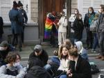 French Teens Protest After Transgender Classmate's Suicide