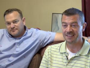 Watch: Arby's Employee Fired After Gay Couple Finds Slur on Their Receipt